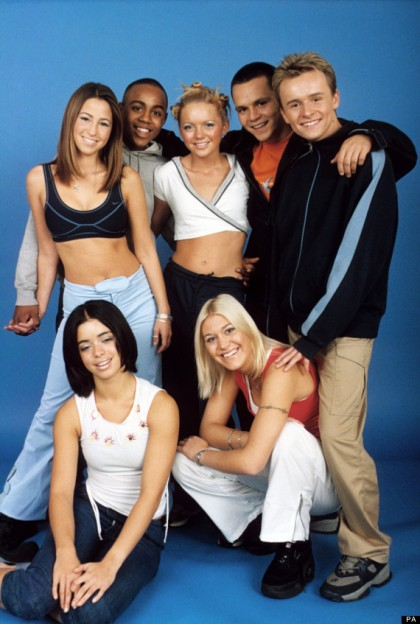Music - Nottingham Party in the Park - S Club 7