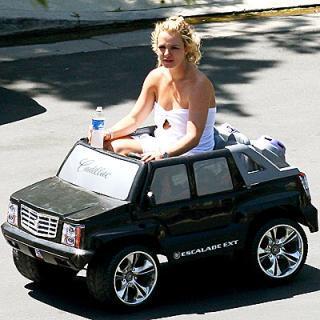 BritneySpearsTakesaRide